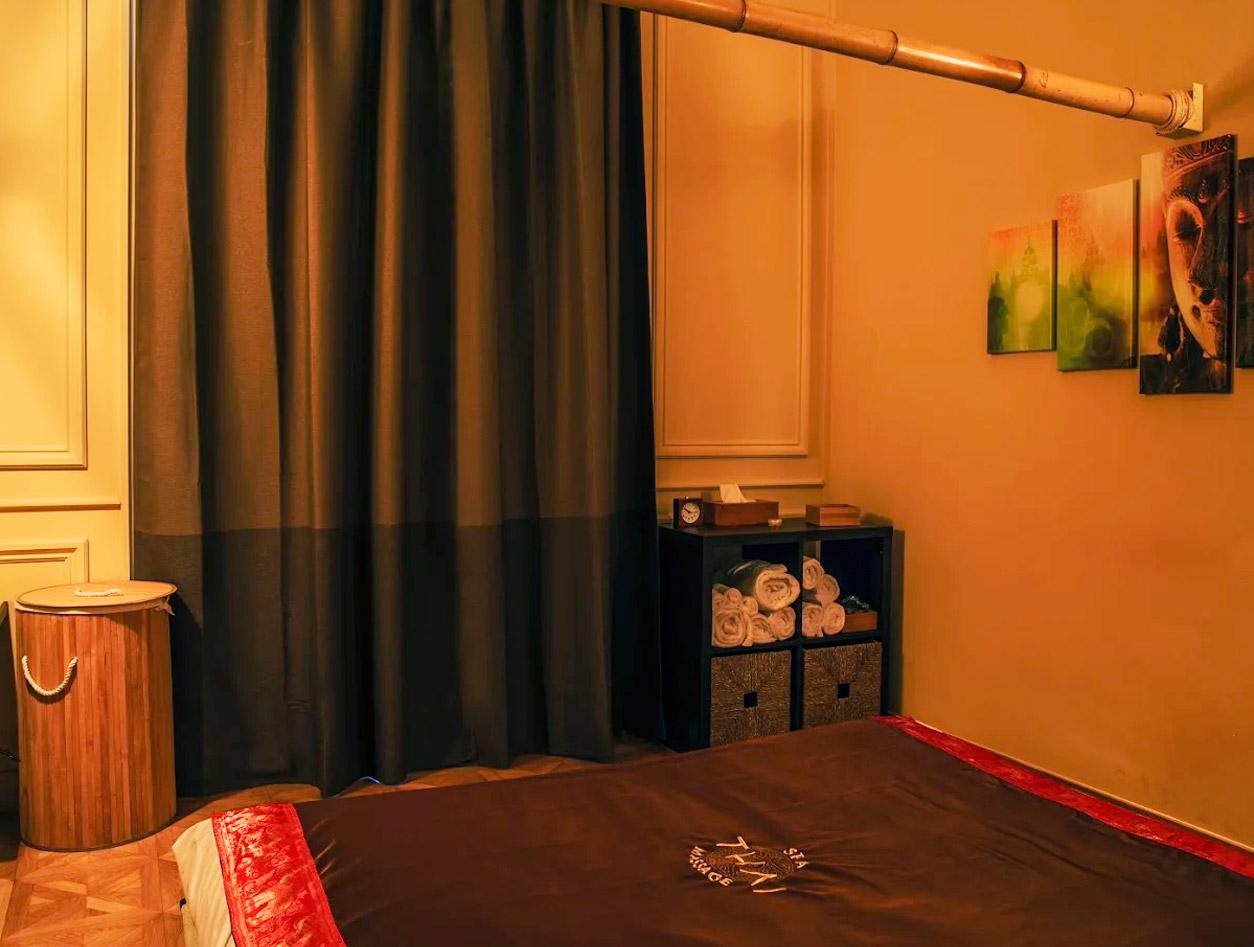 Thai Spa Massage Barcelona Sala 5